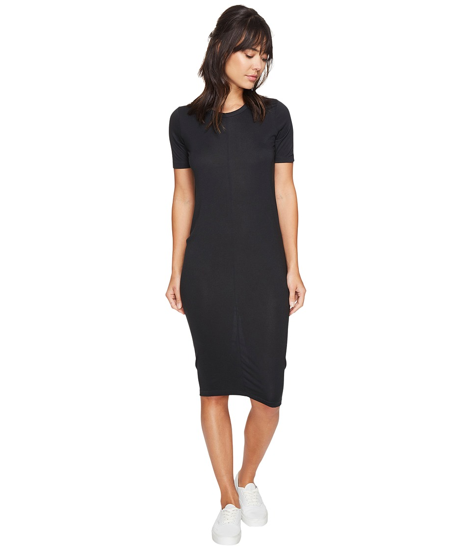Obey - Eastern Dress (Dusty Black) Women's Dress