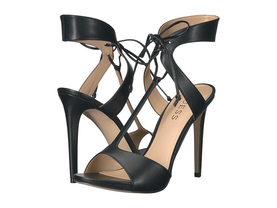 GUESS Alexes (Black) High Heels