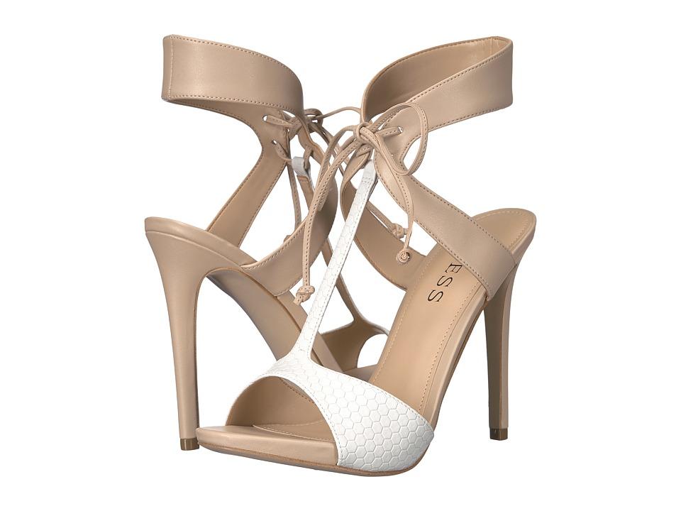 GUESS - Alexes (Brown Multi) High Heels