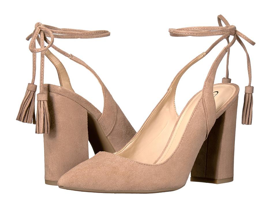 GUESS - Brita (Light Natural) Women's Shoes