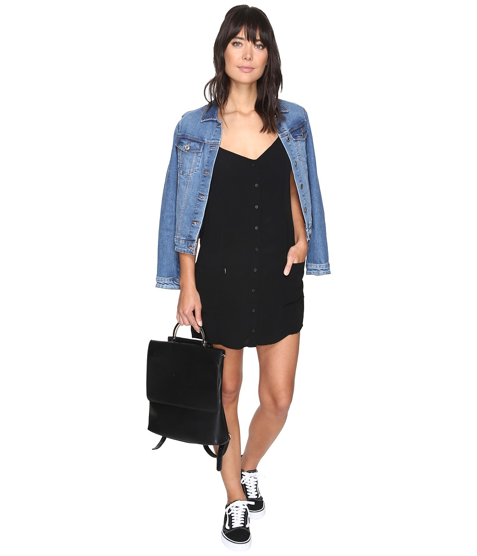 Obey - Jinx Dress (Black) Women's Dress