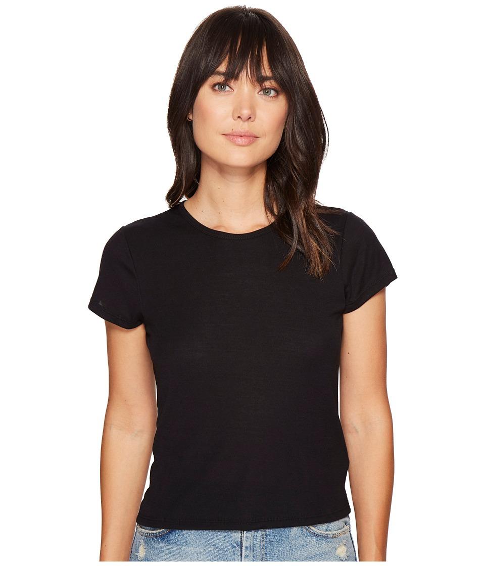 Obey - Babydoll Tee (Black) Women's T Shirt