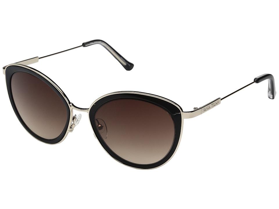 Ivanka Trump - IT 504 (Black Crystal) Fashion Sunglasses