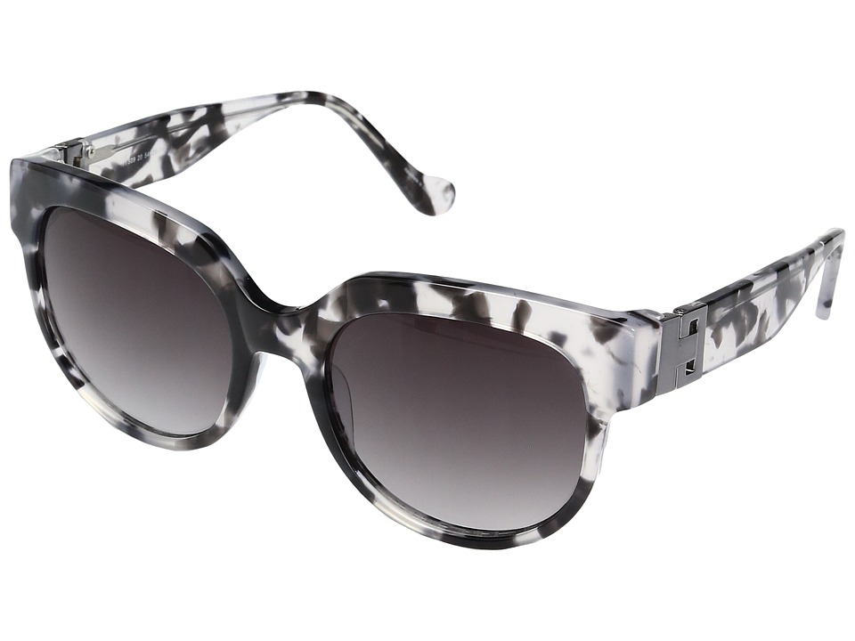 Ivanka Trump - IT 509 (Smoke Tortoise) Fashion Sunglasses