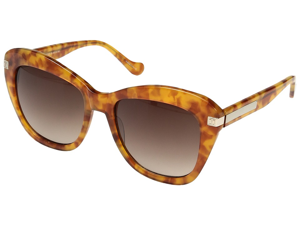 Ivanka Trump - IT 503 (Honey Tortoise) Fashion Sunglasses