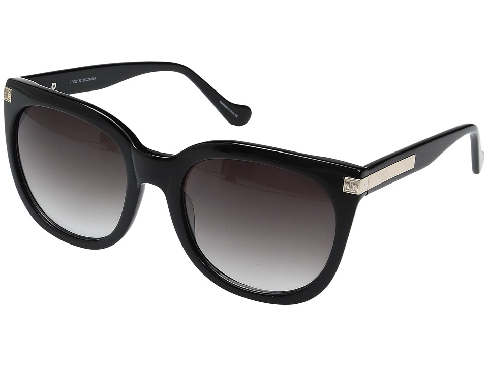 Ivanka Trump - IT 502 (Black) Fashion Sunglasses