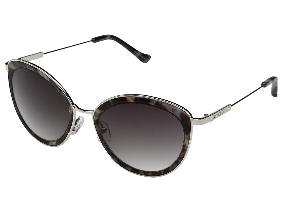 Ivanka Trump - IT 504 (Black/Grey Marble) Fashion Sunglasses