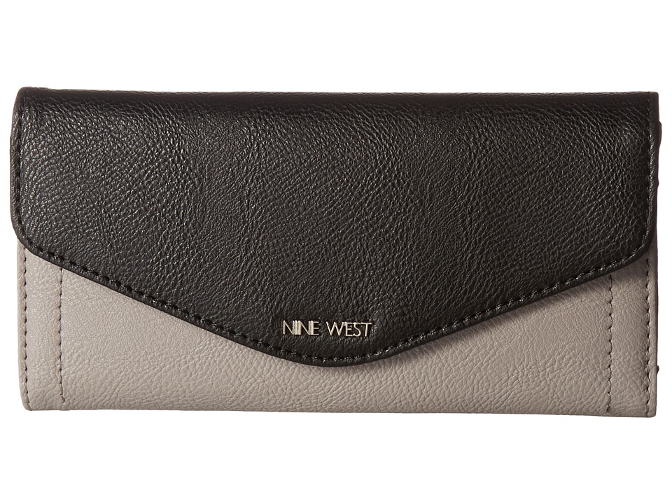 Nine West - Carry In SLG (Mist/Black) Handbags