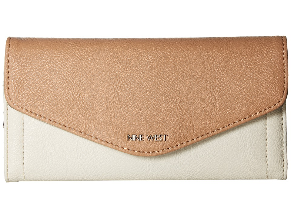 Nine West - Carry In SLG (Chalk/Almondine) Handbags