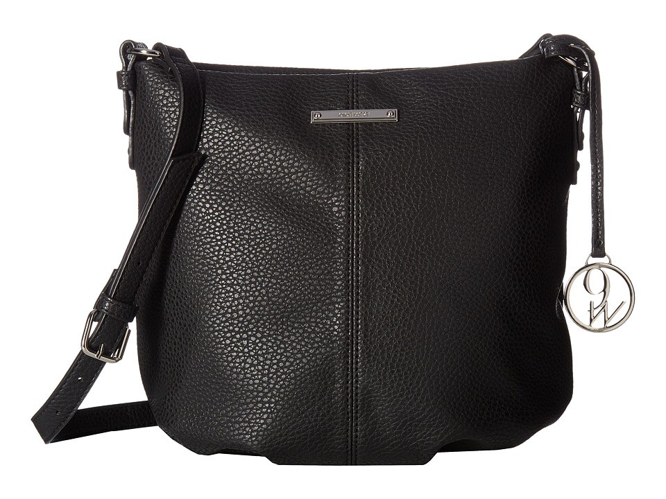 Nine West - On The List (Black) Handbags
