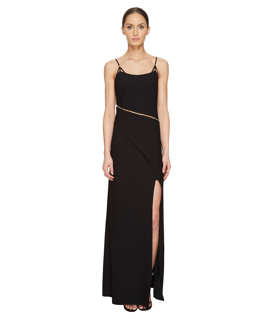 ZAC Zac Posen - Marilyn Gown (Black) Women's Dress