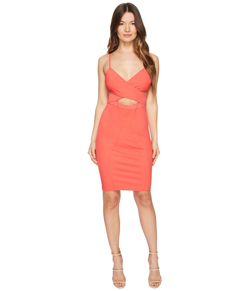 ZAC Zac Posen - Adella Dress (Coral) Women's Dress