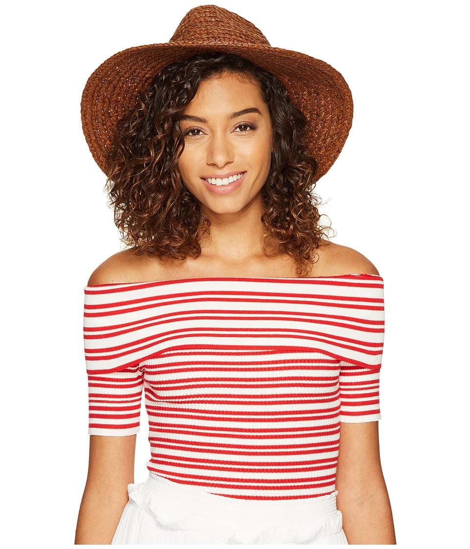 Bishop + Young - Elizabeth Off the Shoulder (Red/White Stripe) Women's Sweater