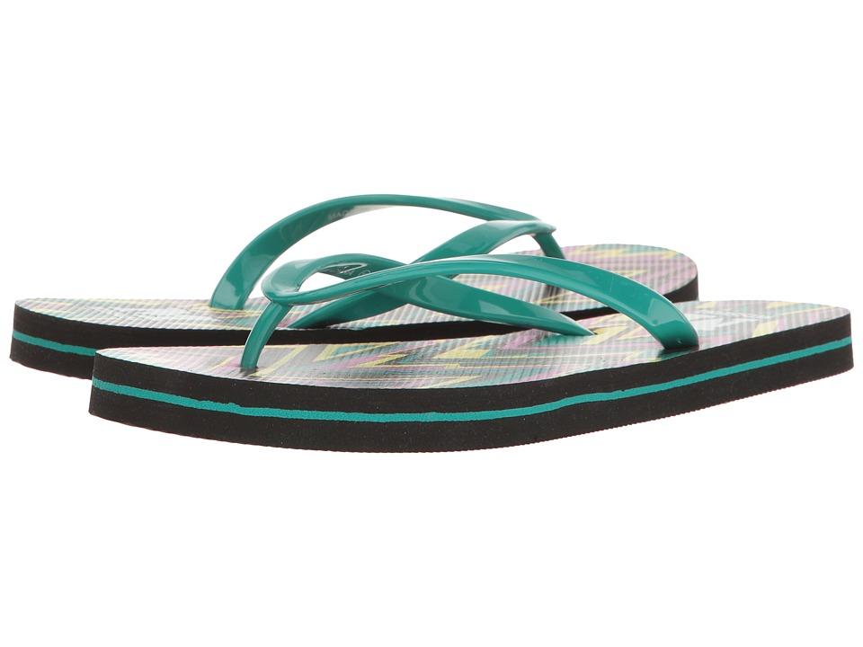 M Missoni Zigzag Flip-Flop (Brown) Women