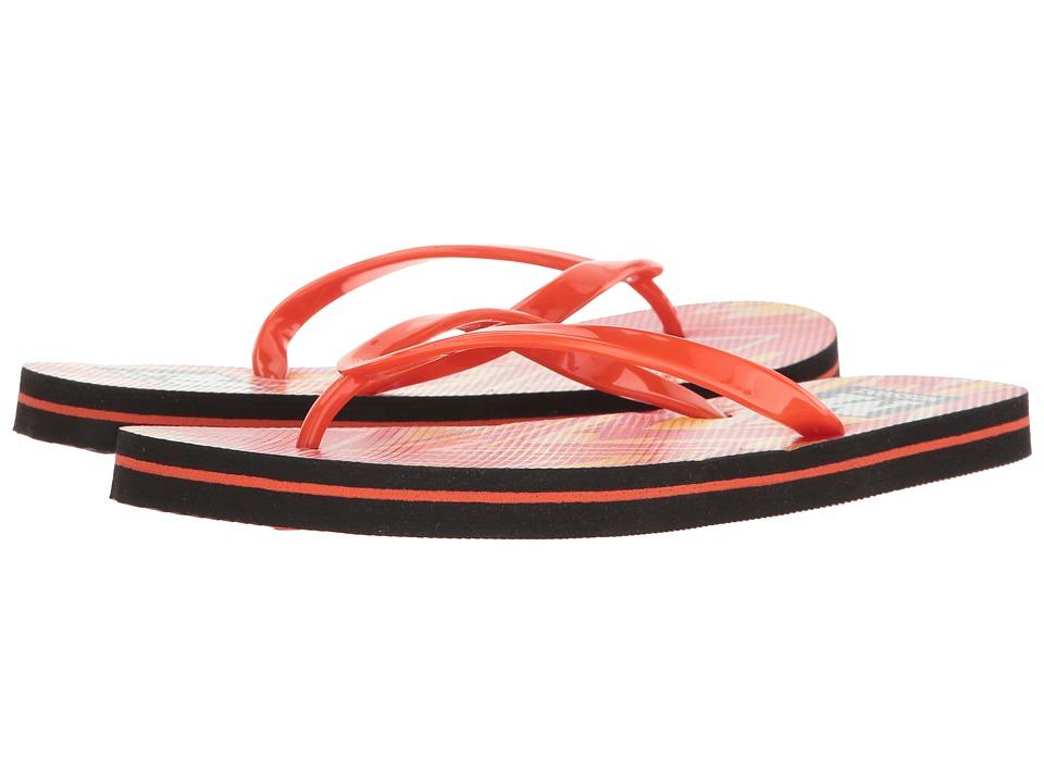 M Missoni - Zigzag Flip-Flop (Pink) Women's Shoes