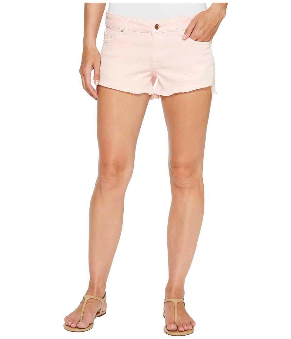 DL1961 - Renee Cut Off Shorts (Hibiscus) Women's Shorts