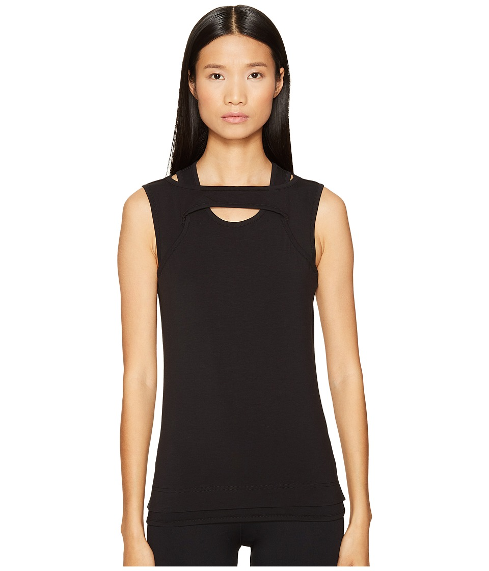 adidas Y-3 by Yohji Yamamoto - Nomadic Tank Top (Black) Women's Sleeveless