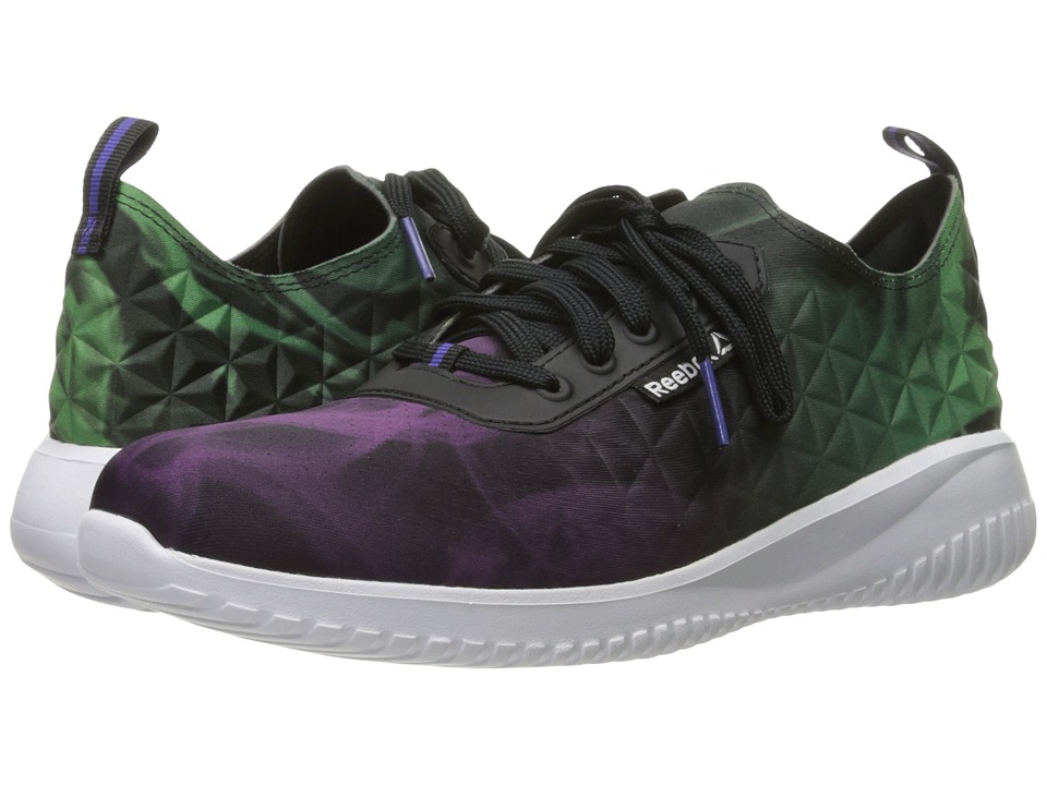 Reebok - Skyscape Revolution (Graphic Black/White/Ultimima Purple) Women's Shoes