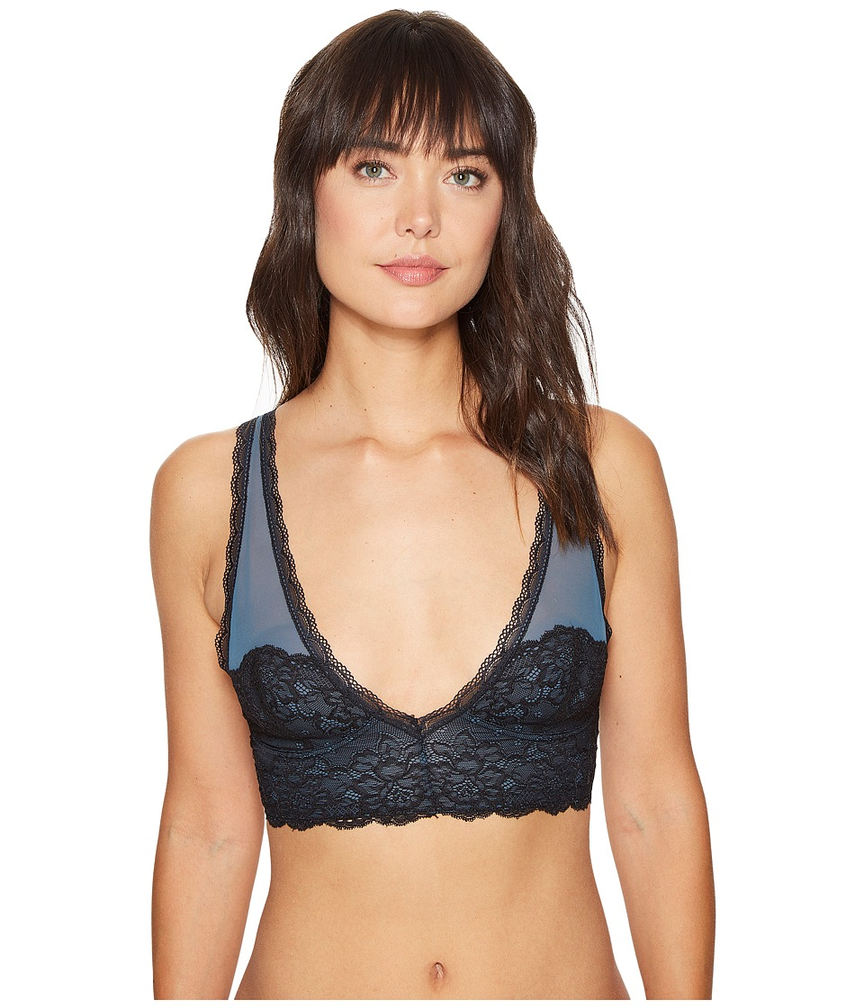 Free People - Kristin Soft Bra OB514487 (Black) Women's Bra