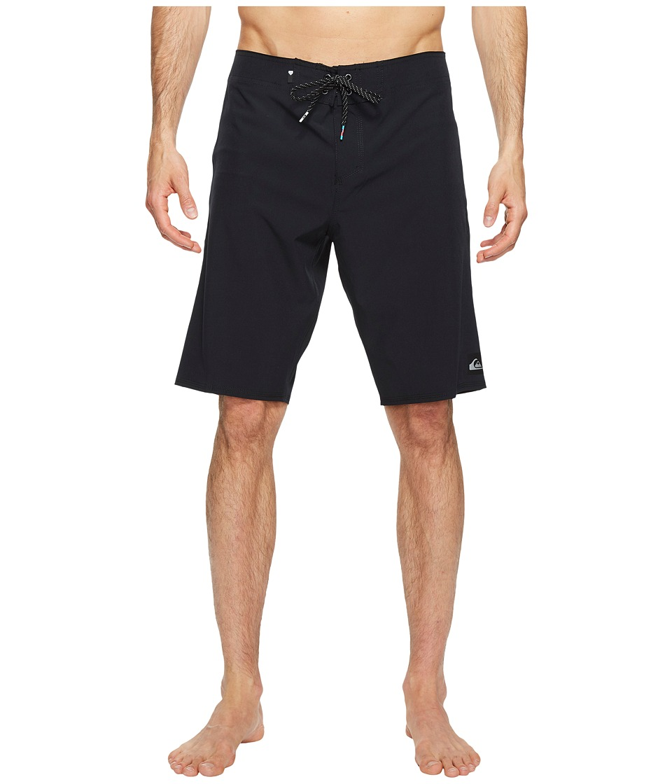 Quiksilver - Everyday Kaimana 21 Boardshorts (Black 1) Men's Swimwear