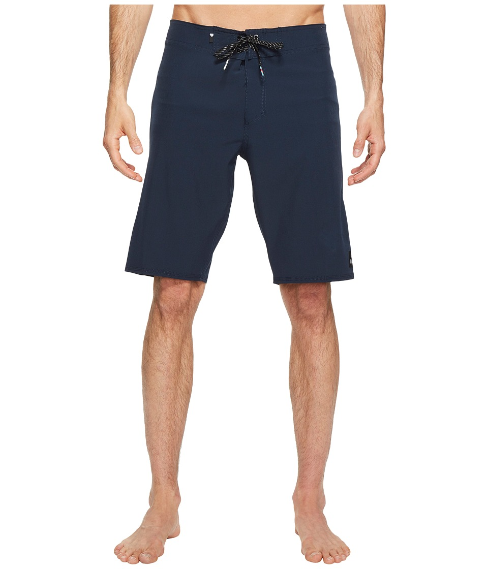 Quiksilver - Everyday Kaimana 21 Boardshorts (Navy Blazer 1) Men's Swimwear