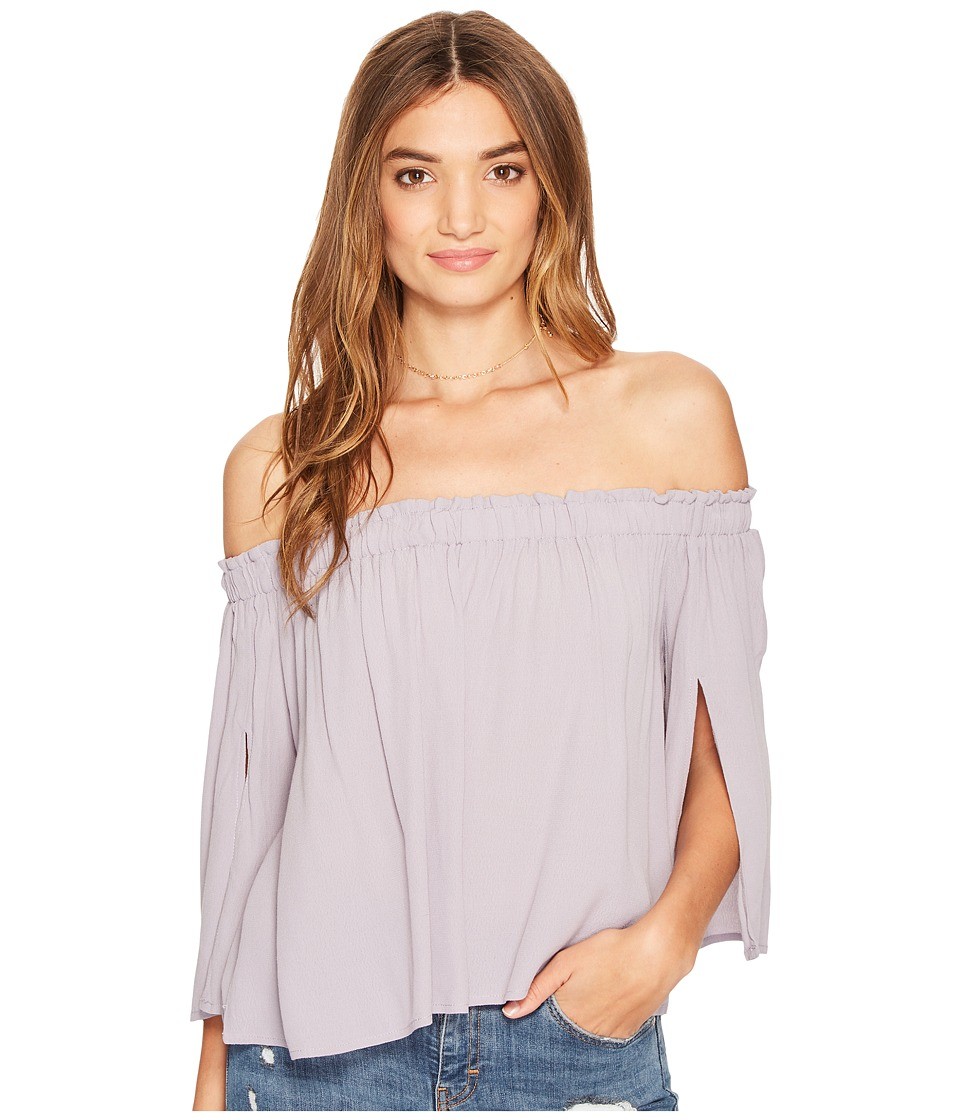 ASTR the Label - Anabelle Top (Lilac) Women's Clothing