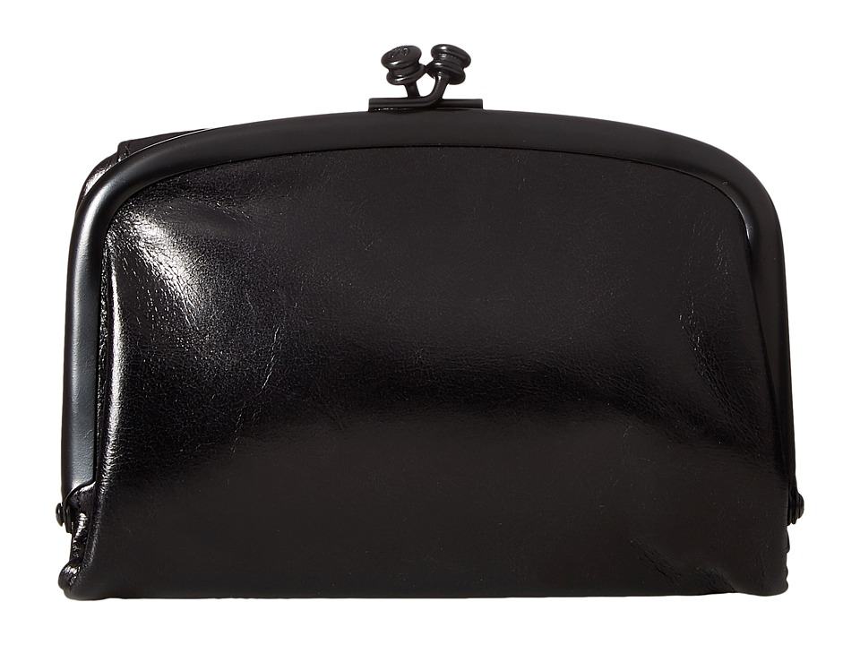 Hobo - Aura (Black) Handbags