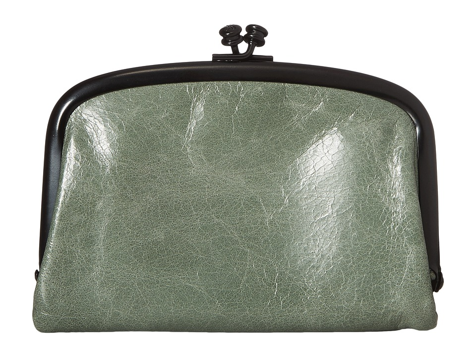 Hobo - Aura (Bottle Green) Handbags
