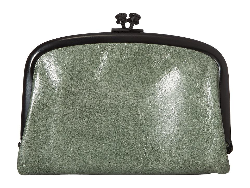 Hobo - Aura (Bottle Green) Handbags