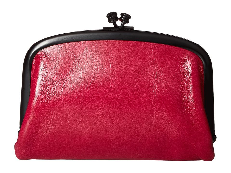 Hobo - Aura (Fuchsia) Handbags