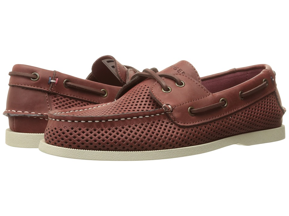Tommy Hilfiger - Bowman 3 (Dark Red) Men's Shoes