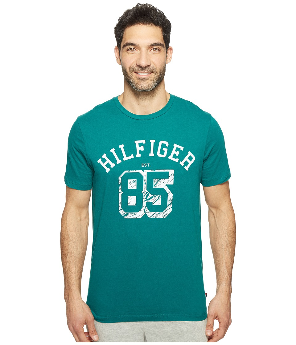 Tommy Hilfiger - Hilfiger EST 85 Graphic Tee - Flat Pack (Patina) Men's Underwear