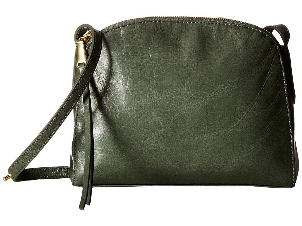 Hobo - Evella (Bottle Green) Handbags