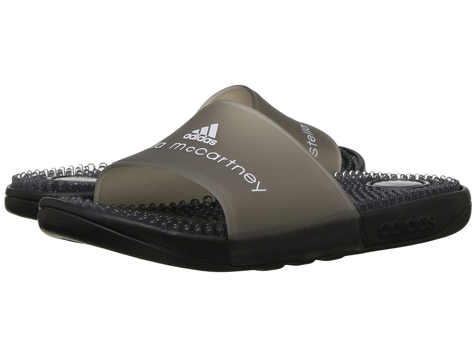 adidas by Stella McCartney - Recovery Slide (Core Black/Core Black/Ftwr White) Women's Shoes