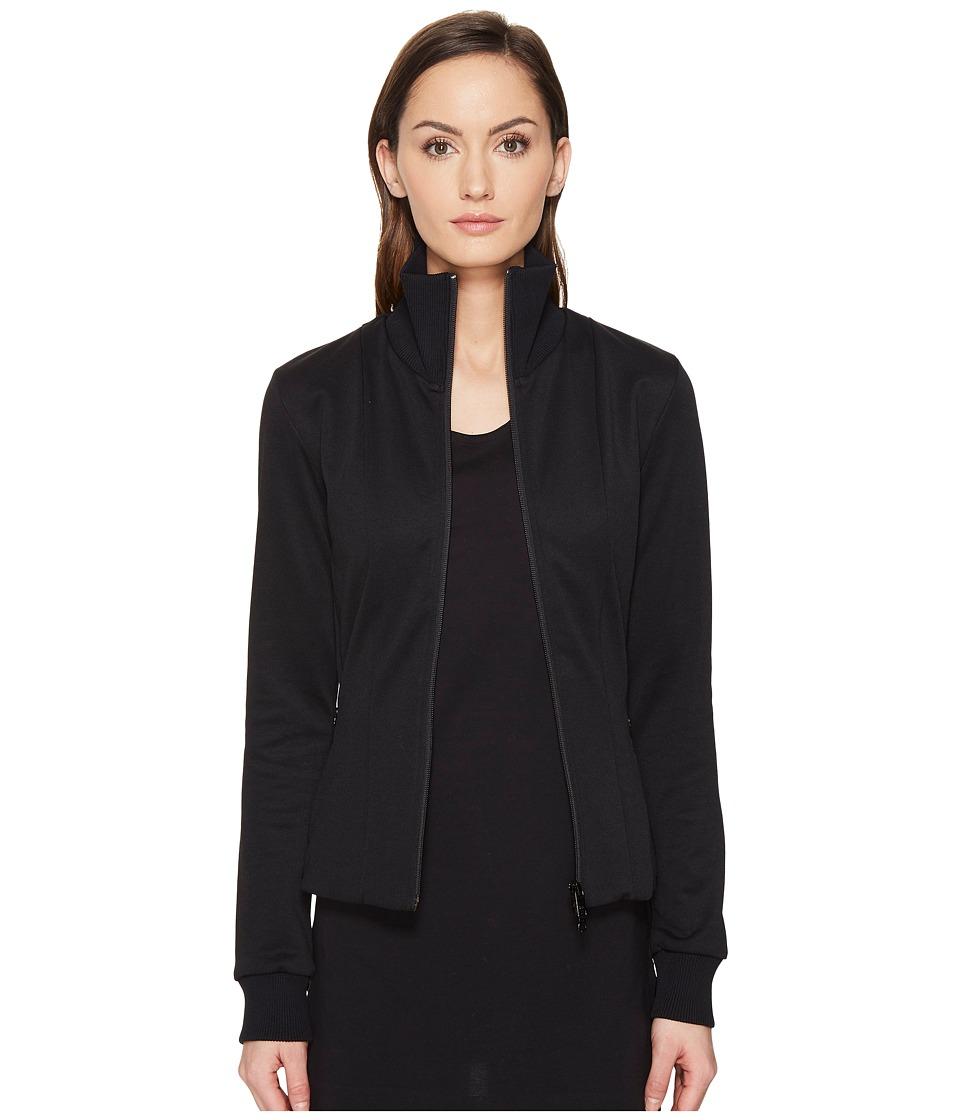 adidas Y-3 by Yohji Yamamoto - Track Jacket (Black) Women's Coat