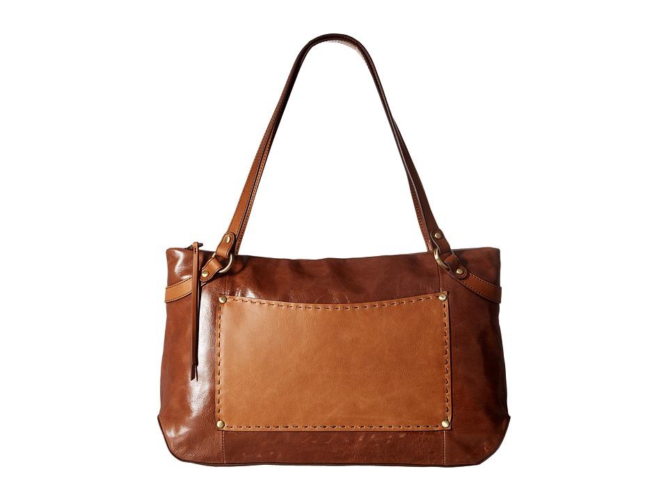 Hobo - Knoll (Cafe/Ginger) Handbags