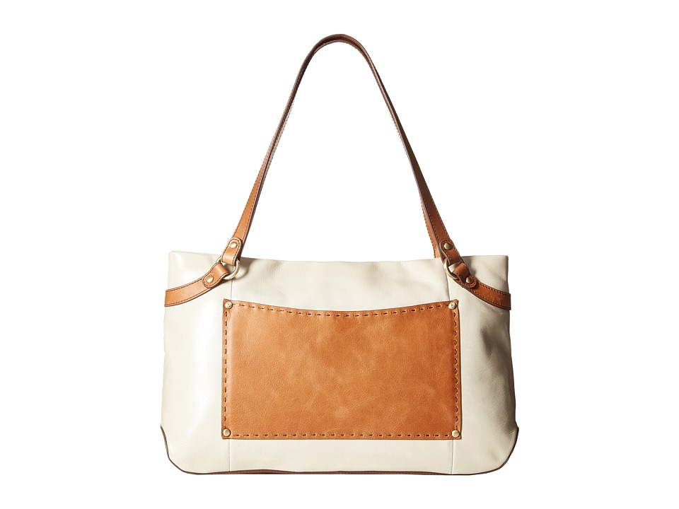 Hobo - Knoll (Linen/Ginger) Handbags