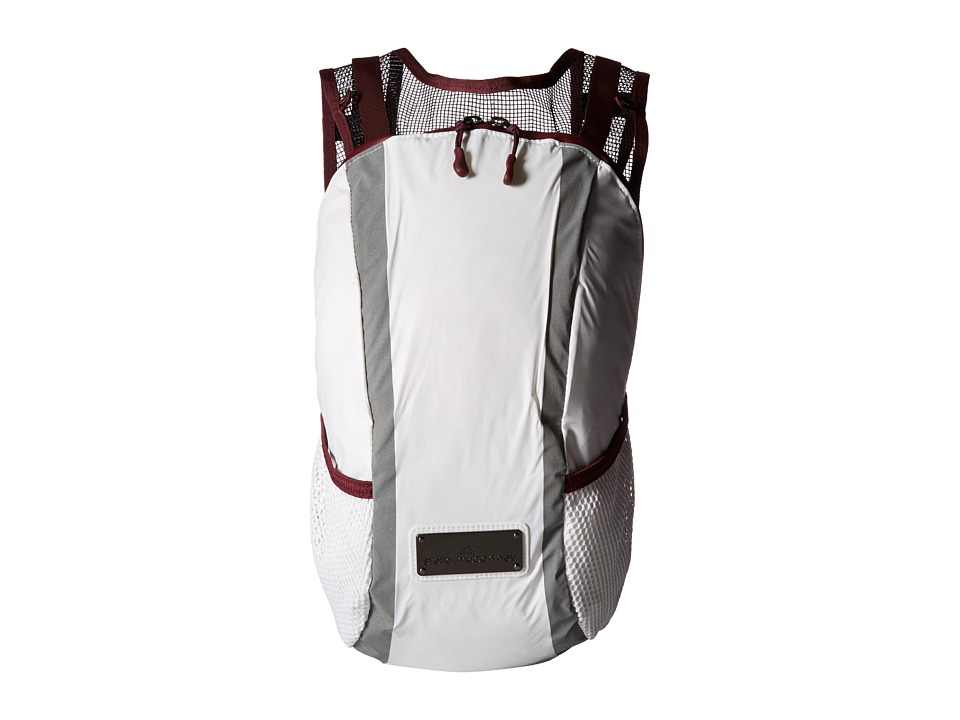 adidas by Stella McCartney - Run Backpack (White/Black/Prism Blue) Backpack Bags