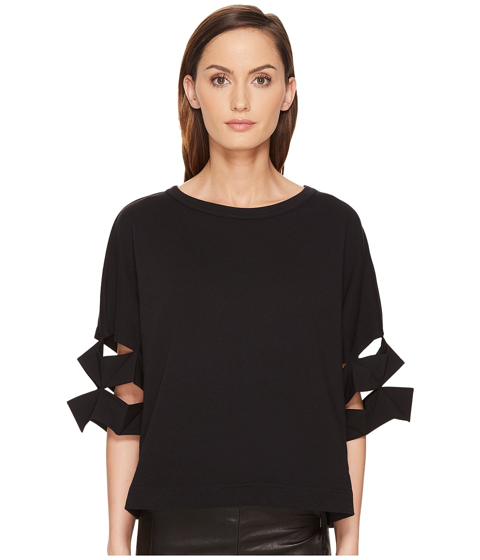 adidas Y-3 by Yohji Yamamoto - Craft Shirt (Black) Women's Clothing