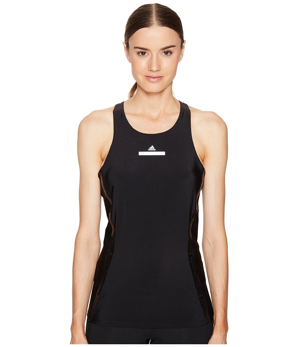 adidas by Stella McCartney Run Tank S99207 (Black/Black) Women