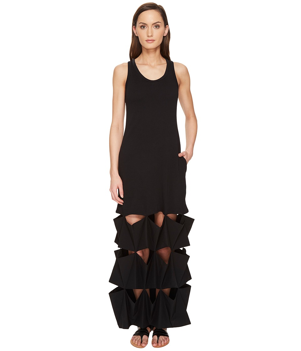 adidas Y-3 by Yohji Yamamoto - Craft Dress (Black) Women's Dress