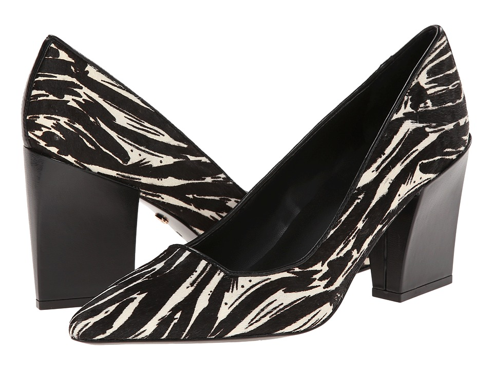 Charles David - Lucia (Black/White) Women's Shoes