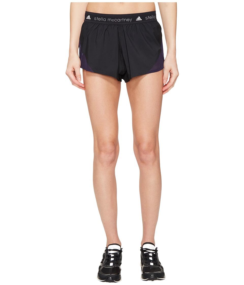adidas by Stella McCartney - Run adizero Shorts S99224 (Black/Noble Ink) Women's Shorts