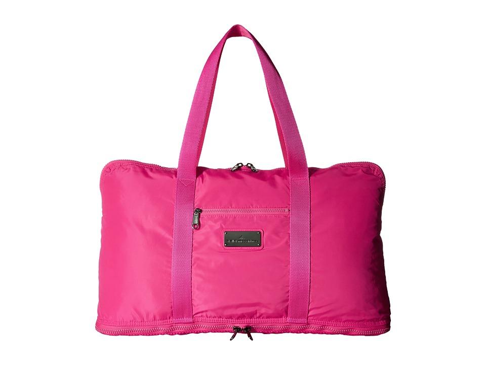 adidas by Stella McCartney - Yoga Bag (Shock Pink/Ruby Red/Gunmetal) Tote Handbags