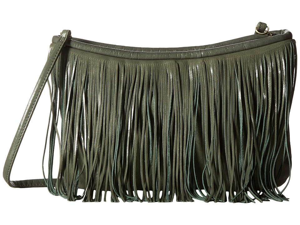 Hobo - Wilder (Bottle Green) Handbags