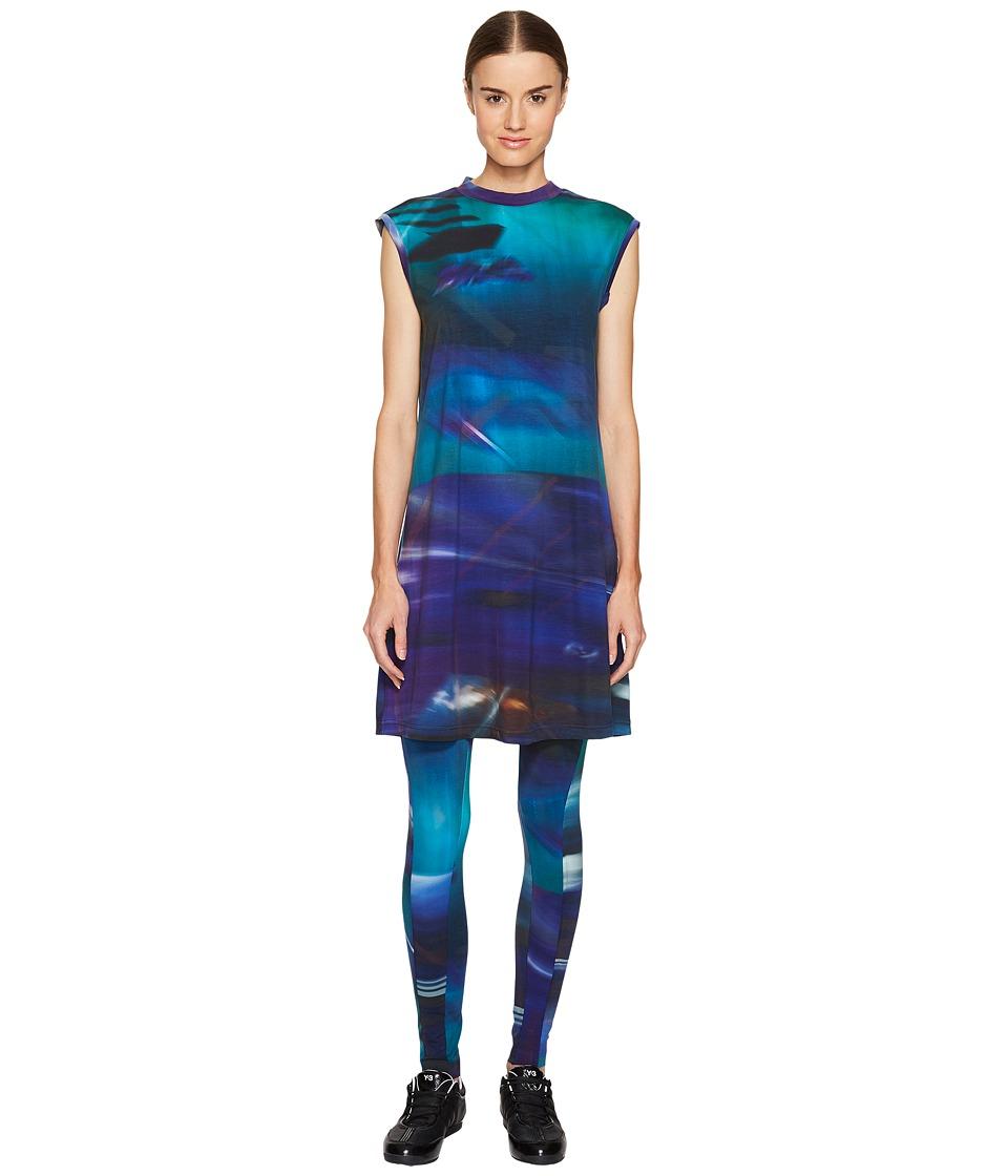 adidas Y-3 by Yohji Yamamoto - AOP Tunic (AOP Continuum) Women's Clothing
