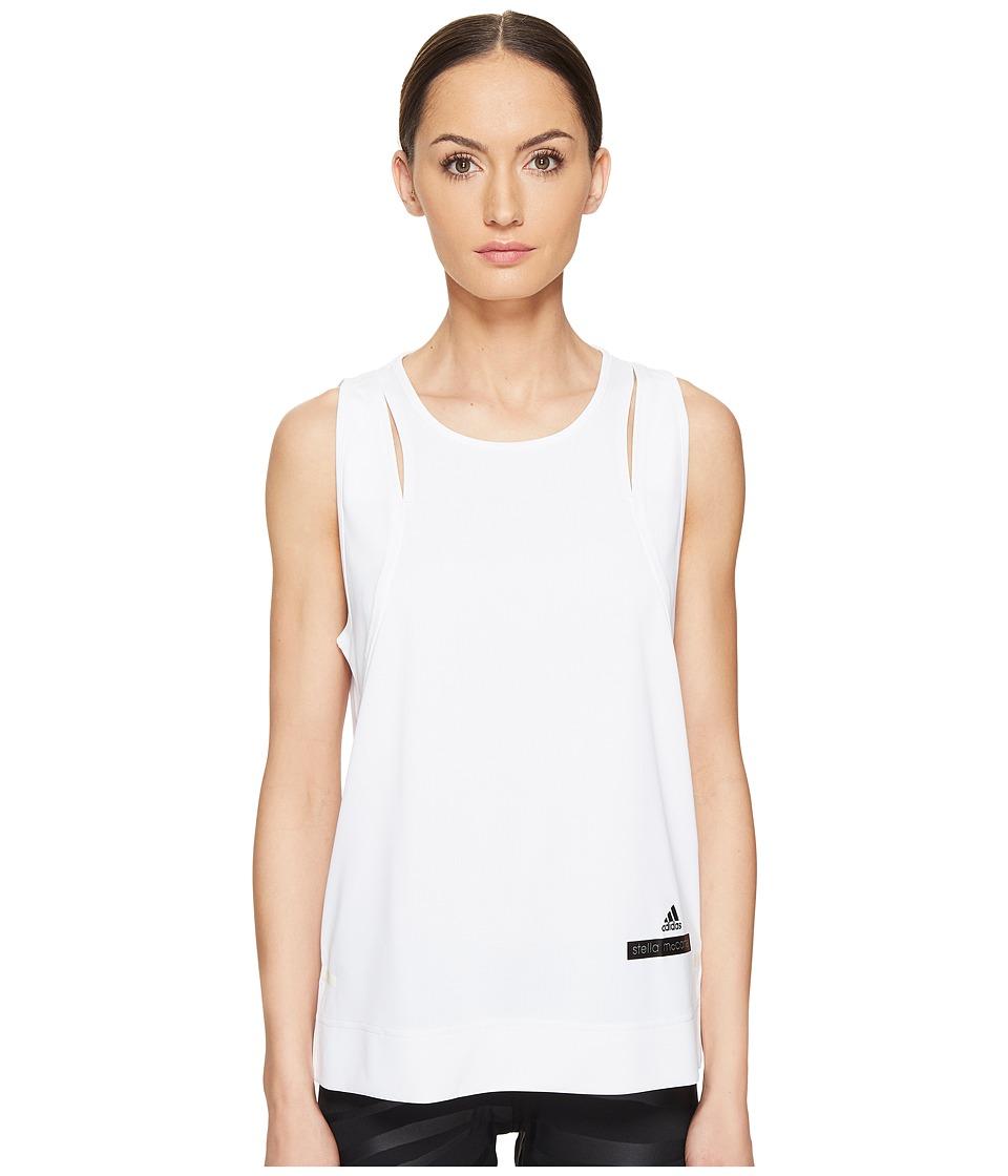 adidas by Stella McCartney - Training Climachill Tank Top S99833 (White) Women's Sleeveless