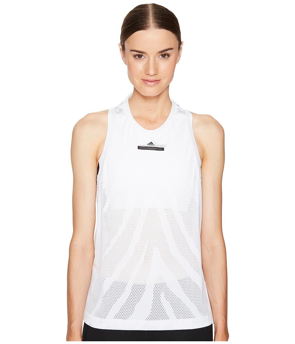 adidas by Stella McCartney - Training Climachill Tank Top S99762 (White) Women's Sleeveless