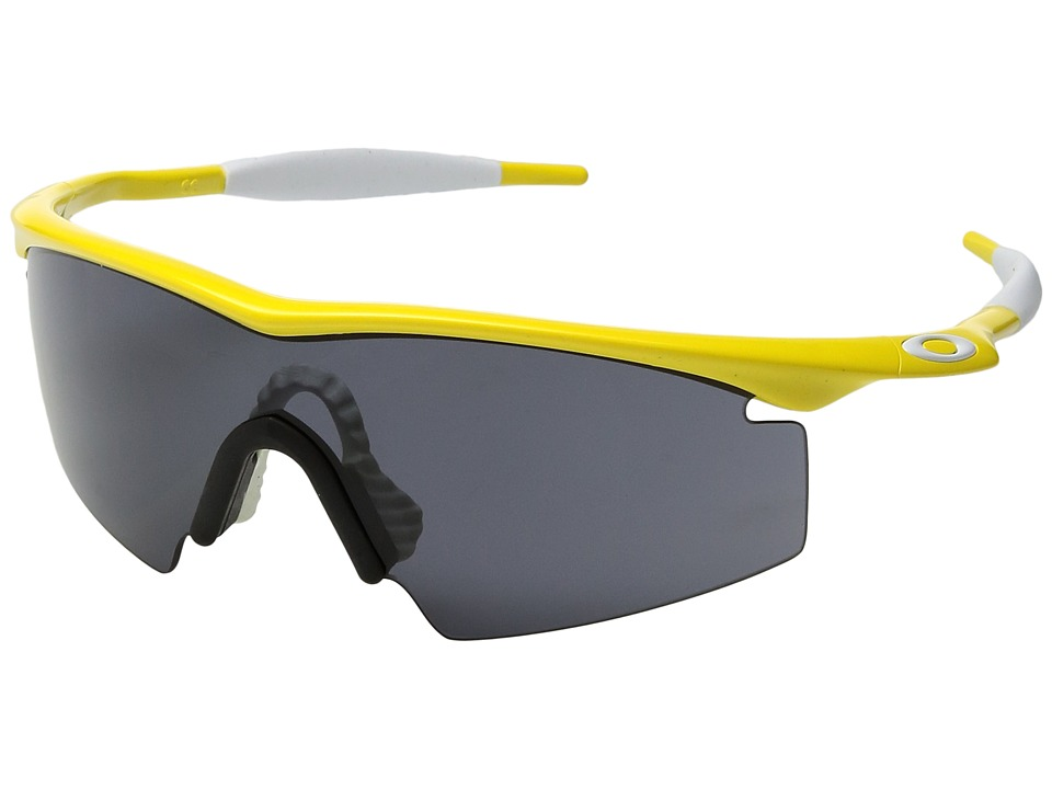 Oakley - MPH M-Frame (Team Yellow/Grey) Sport Sunglasses