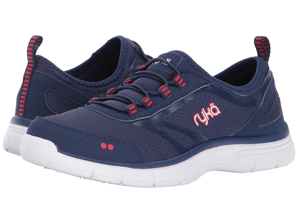 Ryka - Divya (Blue/Red/White) Women's Shoes